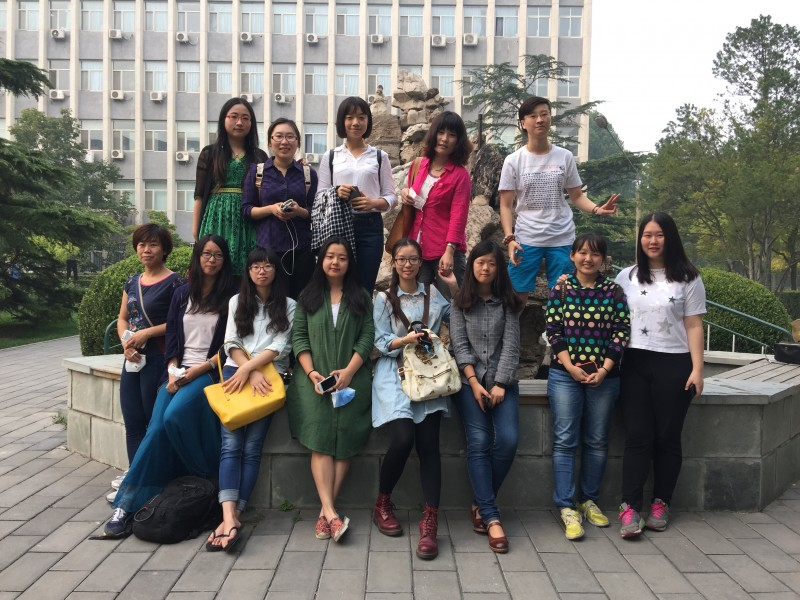 北京!蓝莓塔!